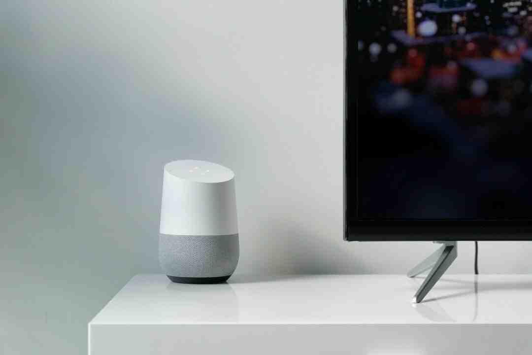 Comment réinitialiser google home