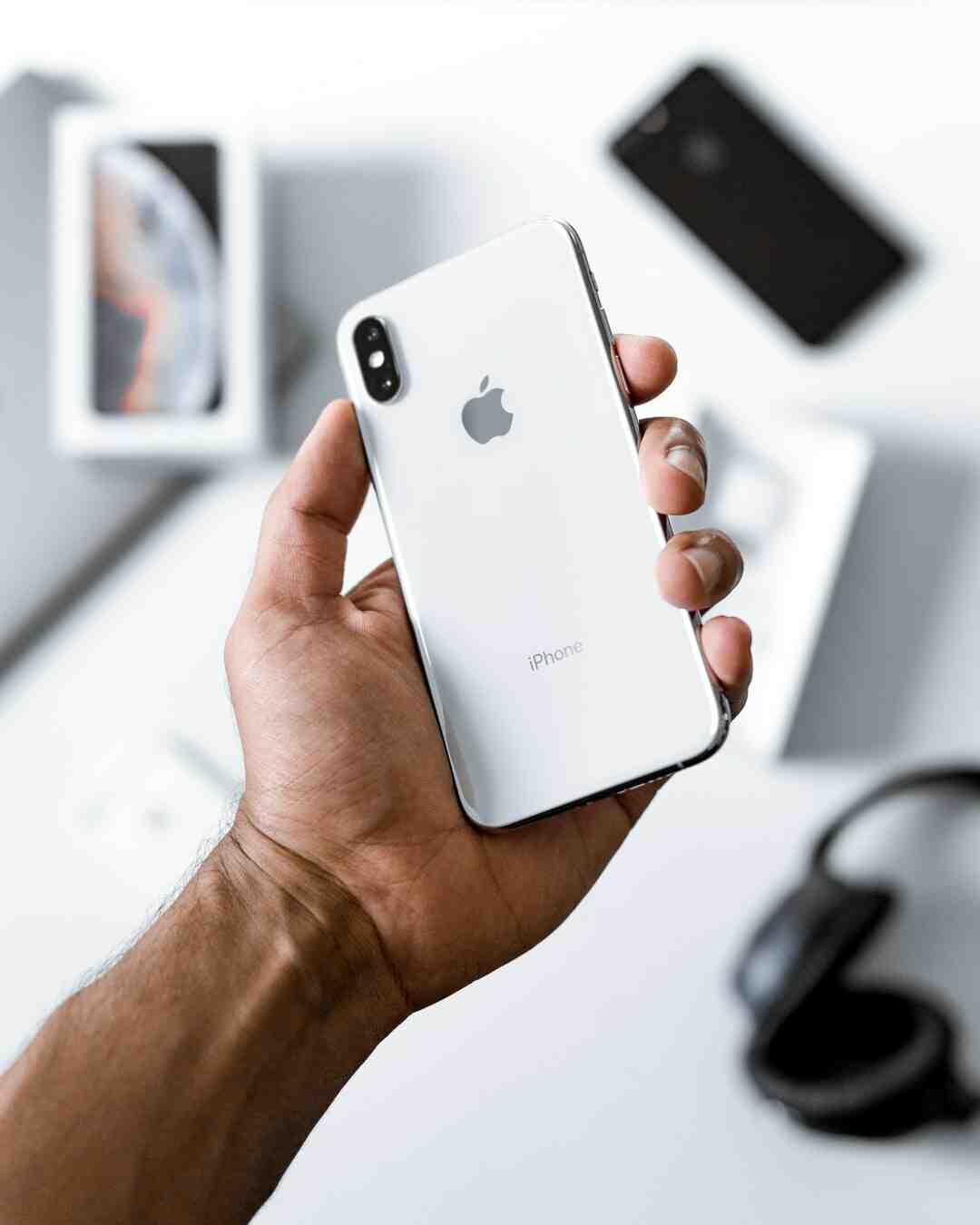 Comment configurer l'iPhone comme nouveau ?