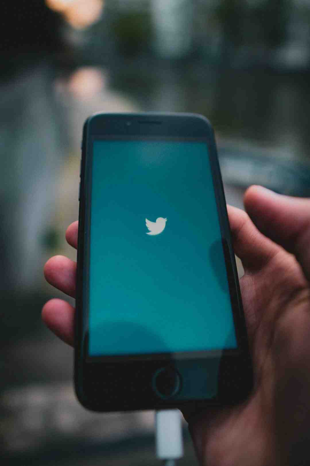 Comment enlever sur twitter le contenu sensible