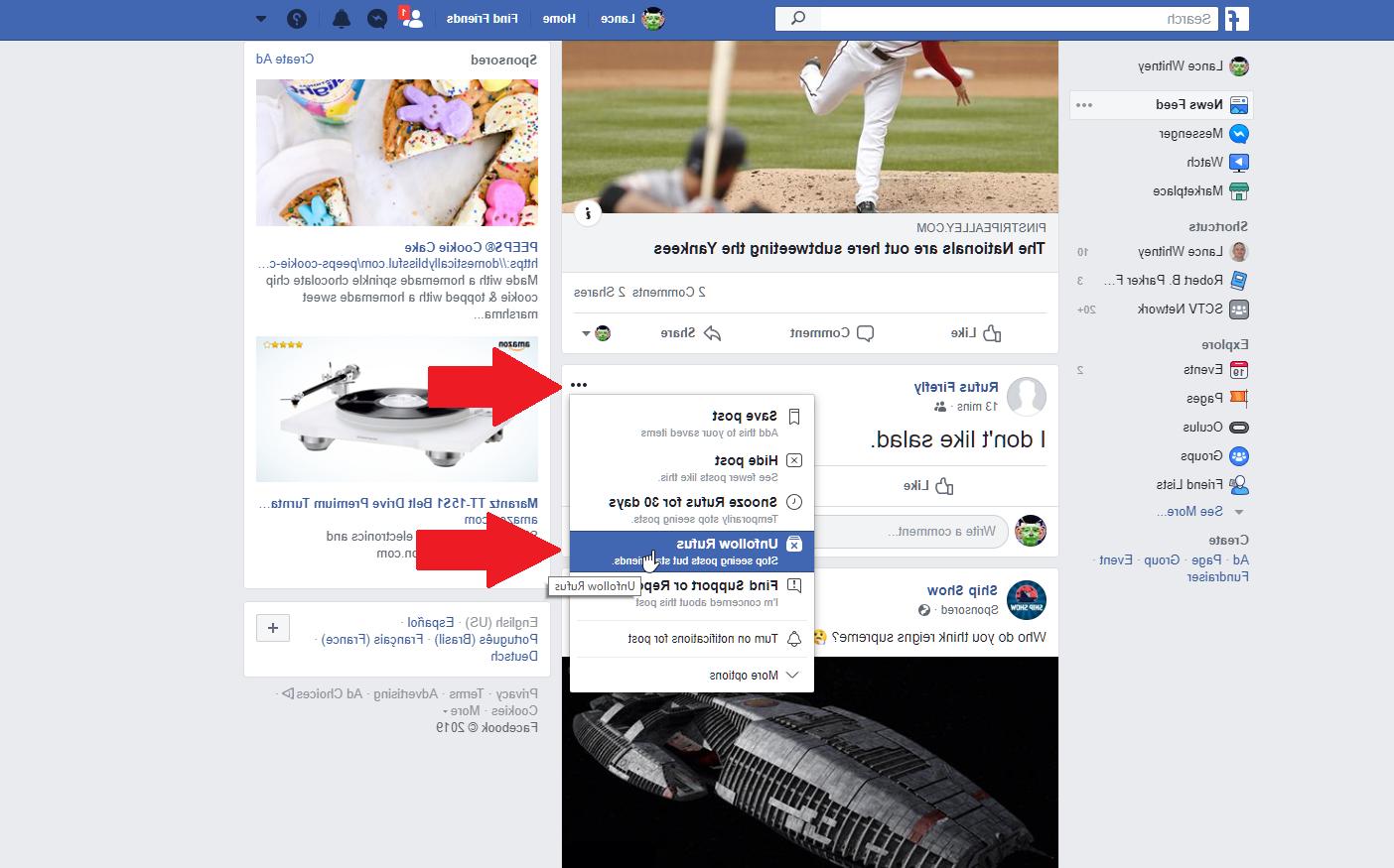Comment masquer un ami sur Facebook sans le supprimer ?