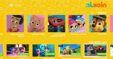 Regarder Nickelodeon Junior en Direct